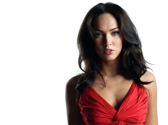 Макияж под красное вечернее платье