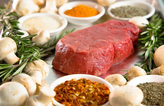 Мясо для барбекю