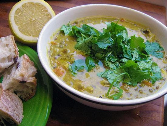 Что приготовить из зеленой чечевицы рецепты